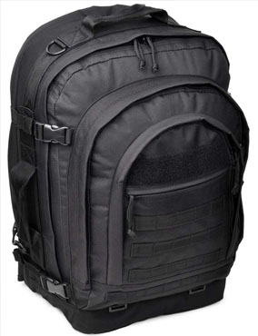 SOC Bugout Bag (Black)