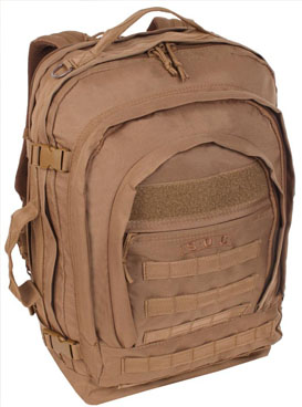 SOC Bugout Bag (Coyote Brown)