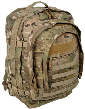 SOC Multi-Cam Bugout Bag