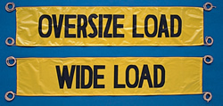 BANNER WIDE LOAD/OVERSIZE LOAD COMBINATION
