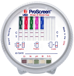 Integratred Cup Drug Test Kits With Adulteration USA