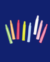 "6"" 12 Hour Safety Grade Glow Sticks (Case of 100)"