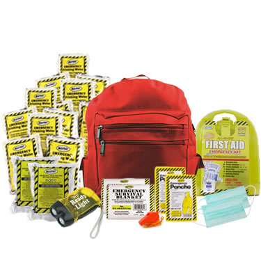 Emergency Kits for 2 People