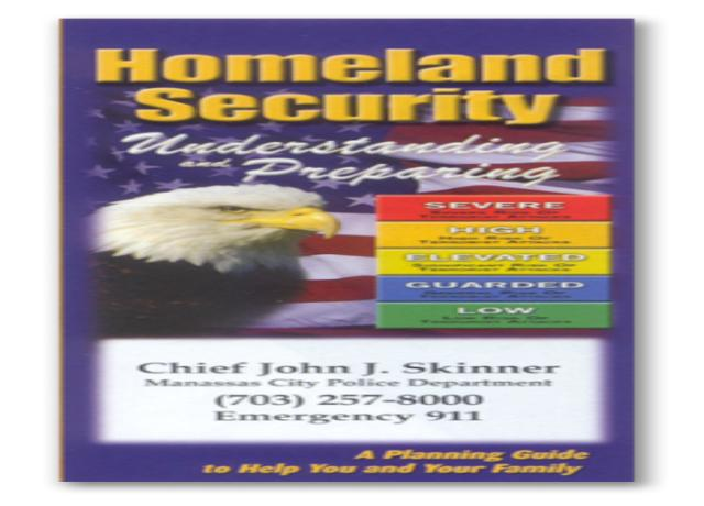 Homeland Security Pocket Pro