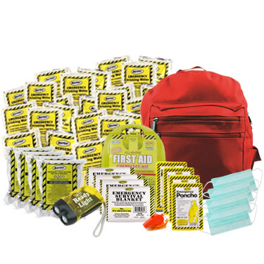 Emergency Kits for 4 People