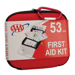 53 Pc AAA First Aid Kit