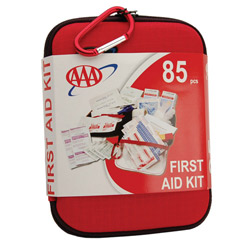 85 Pc AAA First Aid Kit Case of 6