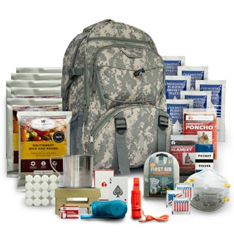 Five Day Emergency Survival Kit for One Person <br> FREE SHIPPING!!!