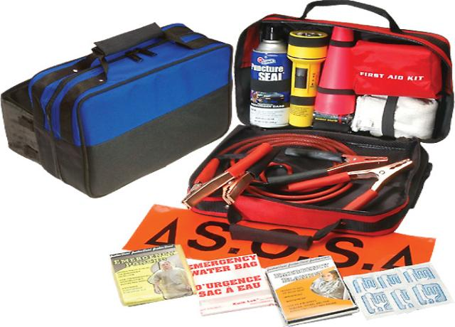 Commuter Pro Car Safety Kit