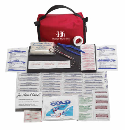 Sports First Aid Kits<br>for Little League Team<br>Set of 18 Kits<br>Free Shipping!