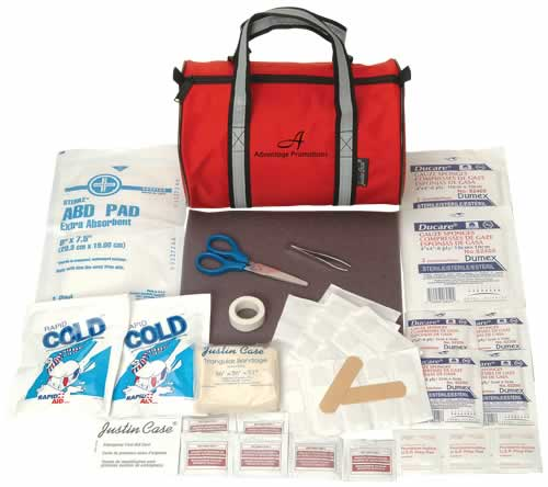 Little League First Aid Kit Deluxe