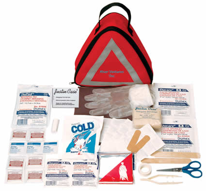Triangular Sport First Aid Kit