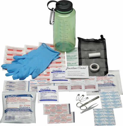 First Aid 1000ml/32Oz. Kit