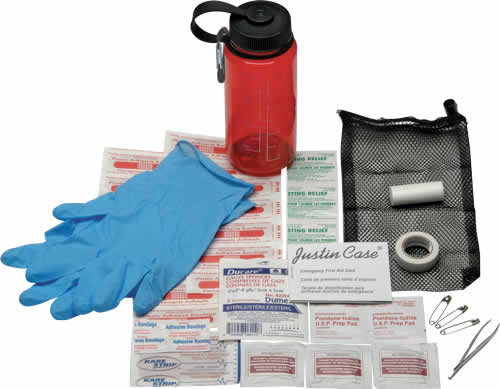 First Aid 400ml Kit