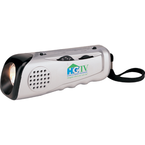 EMERGENCY FLASHLIGHT RADIO