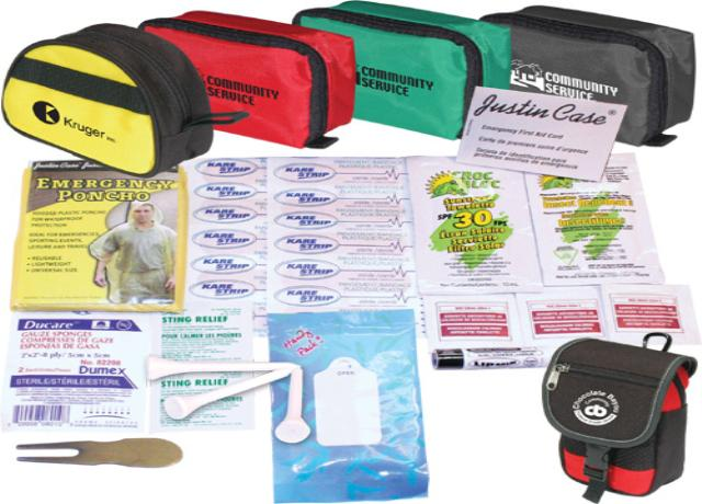 Custom Logo First Aid Kits