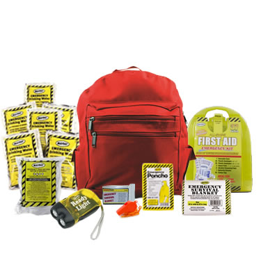 Emergency Kits for 1 Person