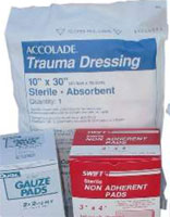 "Multi Trauma Dressing 12"" x 30"""