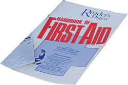First Aid Guide Book 27 pages