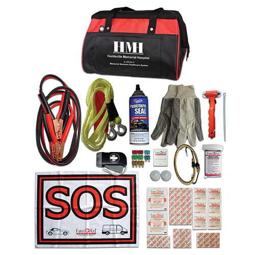 Safety Assured Road Hazard Kit