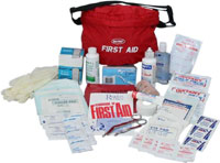First Aid Fanny Pack set of 2