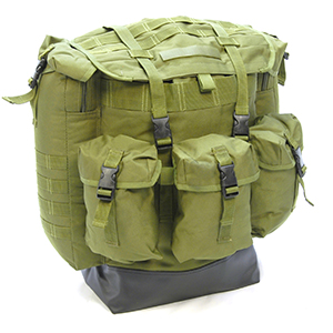 Large Field Pack <br/> Available in multiple colors!