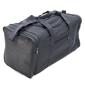 Large Square Duffel  <br/> Available in multiple colors!
