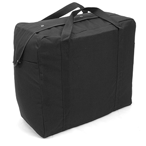 Jumbo Flyer's Kit Bag <br/> Available in multiple colors!