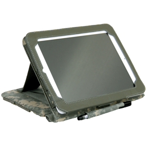 Tactical iPad Cover <br/> Available in multiple colors!