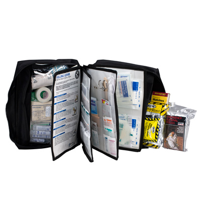 168 Piece Survival First Aid Kit