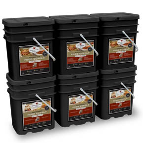 <strike>720</strike> 920 Servings Black Label Breakfast and Entrees Combo<br>25 Years Shelf Life<br>Free Shipping!!!