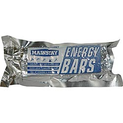 Mainstay 1200 Calorie Emergency Food Bars (set of 30) <br>MRE<br>5 Years Shelf Life<br> Free Shipping!!! </br>