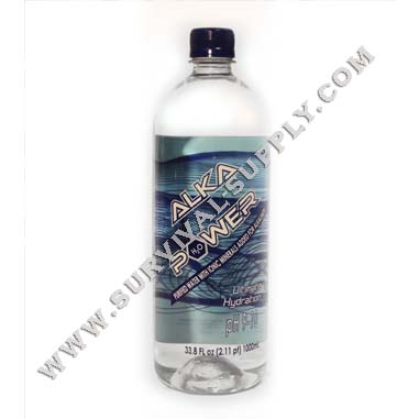 BPA Free Emergency Water <br>10 Years Shelf Life!<br>case of 12 bottles<br>Free Shipping!
