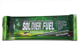 SOLDIER FUEL Energy Bars <br> Set of 15 Bars! <Br> 3 Year Shelf Life! <br> Free Shipping!