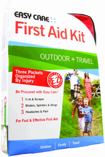 Firs Aid Kit, EZ Care