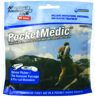 Outdoor First Aid Kits