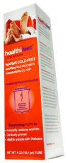 Heathly Feet Foot Cream