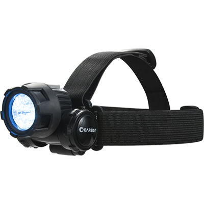 Barska Optics 25 LUM, Headlamp