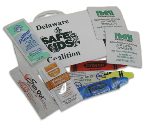 Children's Minor Emergency Pack Carton Case