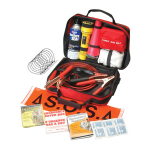 77 Pieces Car Safety Kit