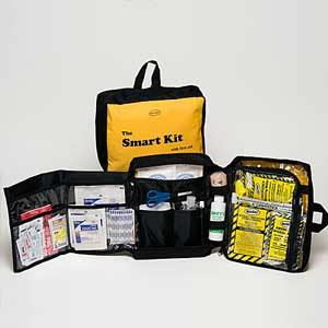 64 Pieces Emergency Kit<br>Emergency Food And Water