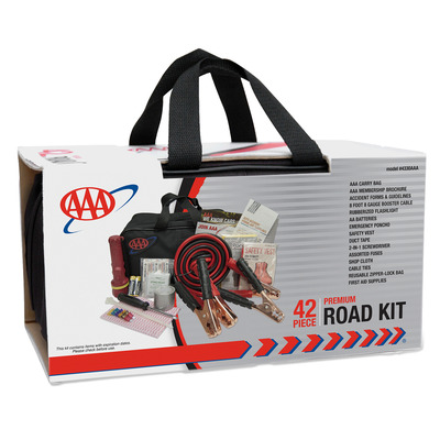 42 Pc Emergency Kit AAA approved