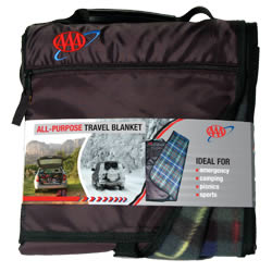 ALL-PURPOSE TRAVEL BLANKET