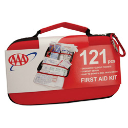 121 Pc AAA  First Aid Kit