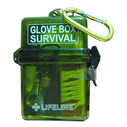 Glove Box Survival Kit Case of 6