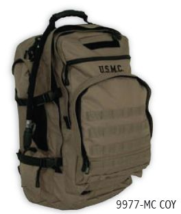 USMC RECON EXPANDABLE BACKPACK