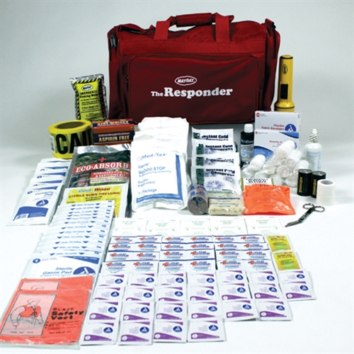 25 Person First Responder Kit
