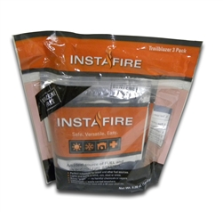 Three pack of Instant Fire