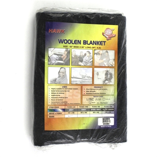 Woolen Emergency Blanket
