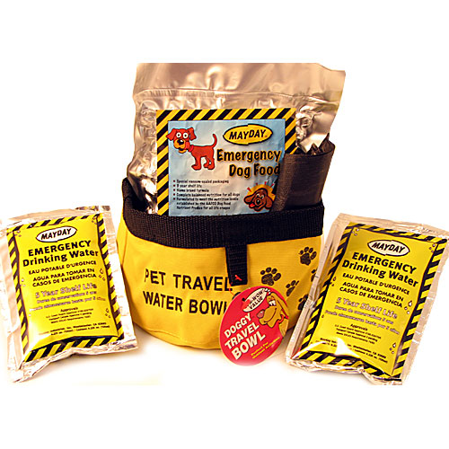 Dog Travel Bowl Kit (Case of 6)